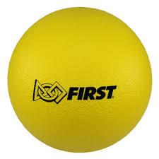 黄色いボール