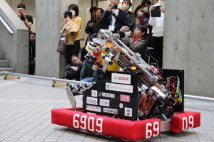 ロボット実演